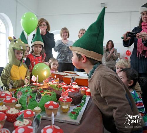Tener Fiestas Infantiles En Tu Hogar Chalets De Lujo