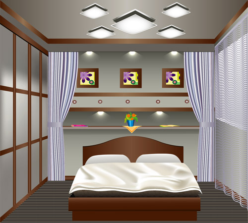 Viste las ventanas de tu hogar con cortinas modernas chalets de lujo - Cortinas para el hogar modernas ...